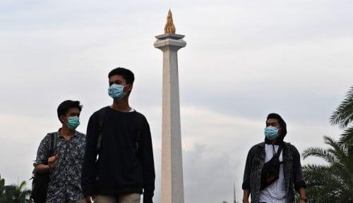Foto 'Insyaallah... Jakarta Siap Karantina Wilayah'
