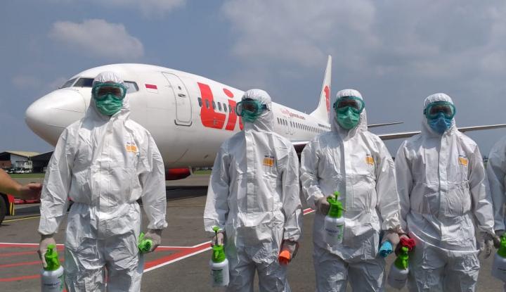Pilotnya Meninggal Diduga Terjangkit Corona, Lion Air Buka Suara - Warta Ekonomi