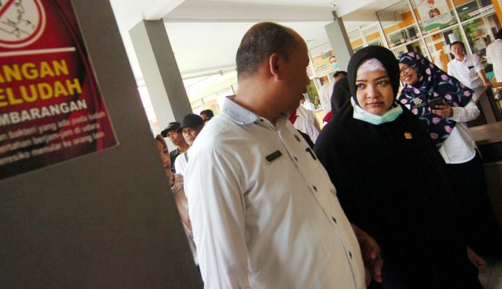 Legislator Desak Pemerintah Gandeng Pabrikan Percepat Penyediaan APD