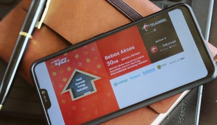 Guna Atasi Lonjakan Trafik di Tengah Lebaran Virtual, Ini Strategi Telkomsel