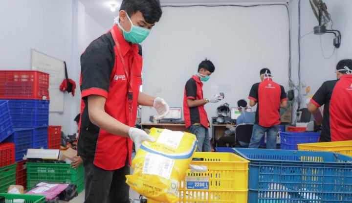Di Tengah Pandemi SiCepat Ekspres Tumbuh 41%