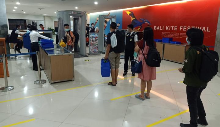 April, Trafik Penumpang Bandara AP I Naik 12,5%