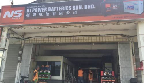 NIPS Nipress Produksi Baterai Lithium untuk 45 Ribu Titik PJU-TS