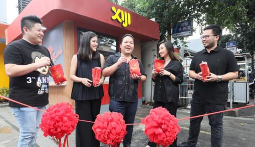 Foto Xi Ji Siap Buka 250 Gerai Snack Ayam Siap Saji
