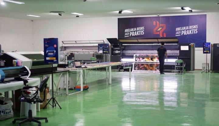Bhinneka.com Buka Ruang Demo dan Workshop untuk Pebisnis Digital Printing - Warta Ekonomi