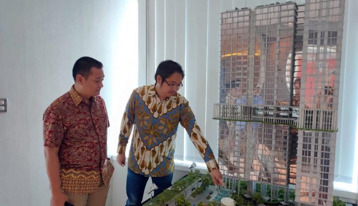 Bangun Proyek Rp10 T, Mahkota Properti ke Investor: Sabar - Warta Ekonomi