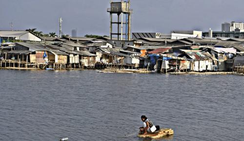 Setahun Pandemi, Jumlah Penduduk Miskin Bertambah 1,12 Juta