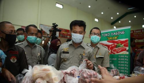 Foto Stok Pangan Aman sampai Lebaran, Masyarakat Jangan Panic Buying!