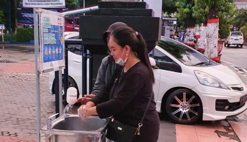 Foto Lawan Pandemi Corona, BRI Salurkan Bantuan Kesehatan