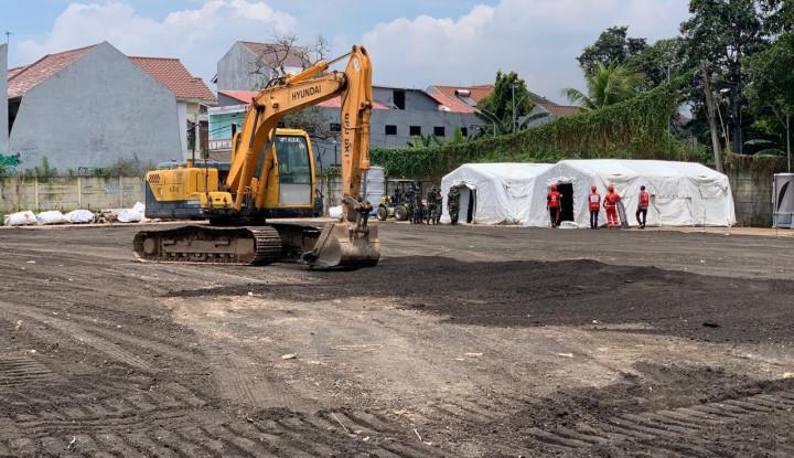 Hadapi Covid-19, JK Target PMI Bangun Gudang Logistik Tambahan dalam 5 Hari - Warta Ekonomi