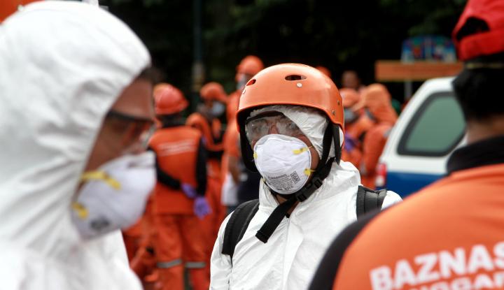 Jakarta Kalahkan California, terkait Jumlah Pasien Meninggal karena Covid-19 - Warta Ekonomi