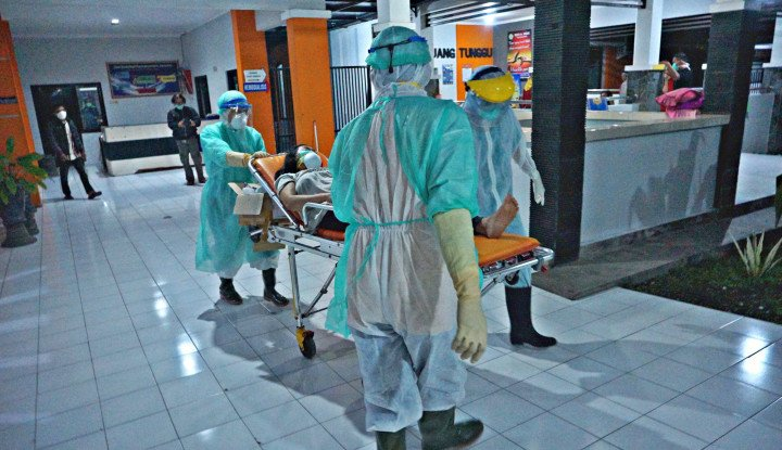 Jumlah Pasien Positif Corona Terus Bertambah di Bali - Warta Ekonomi