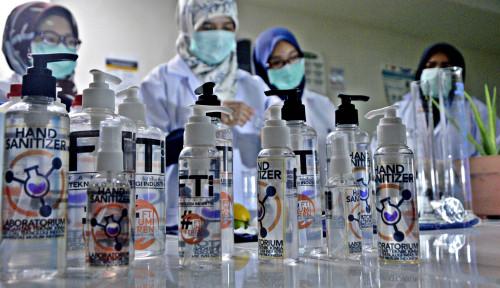 Pria ini Pakai Hand Sanitizer Malah Mual-mual dan Alergi Parah