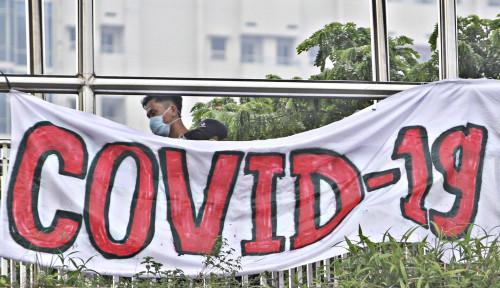 Bertambah Ribuan Kasus Covid-19, Indonesia Naik Peringkat Jadi...