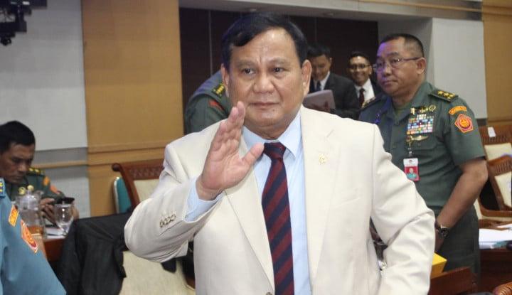 Menhan China ke Prabowo: Kamu Butuh Apa Saja? - Warta Ekonomi