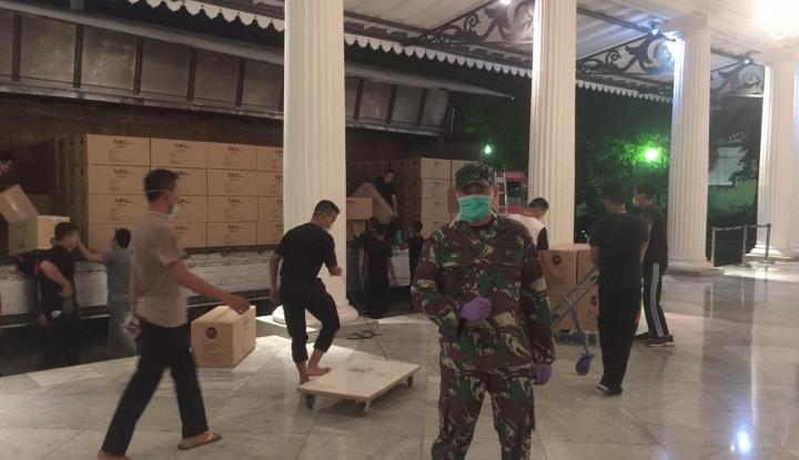 Kabar Baik: APD Sudah Mendarat di DKI, Segera Didistribusikan - Warta Ekonomi