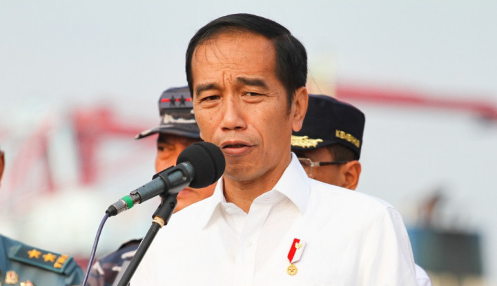 Dampak Corona, Jokowi: Pendapatan Tukang Ojek Turun 40 Persen - Warta Ekonomi