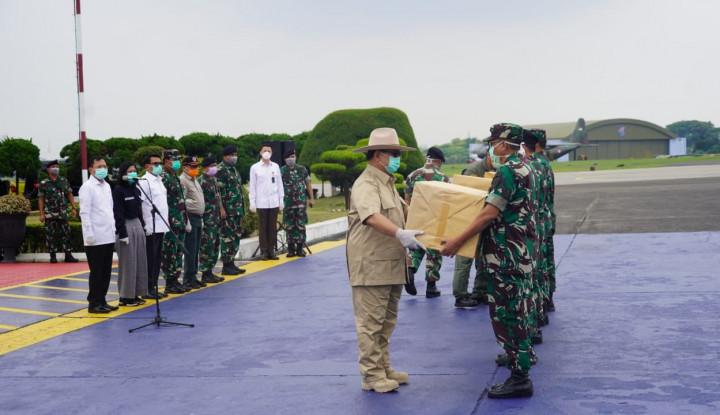 Perangi Corona, Prabowo: Kita Singkirkan Dulu Urusan Politik - Warta Ekonomi