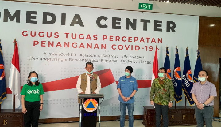 3 Raksasa Teknologi Indonesia Bersekutu Perangi Covid-19 - Warta Ekonomi