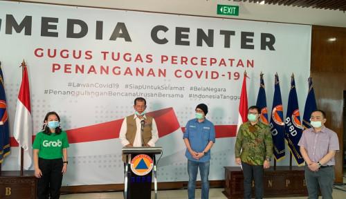 Foto 3 Raksasa Teknologi Indonesia Bersekutu Perangi Covid-19