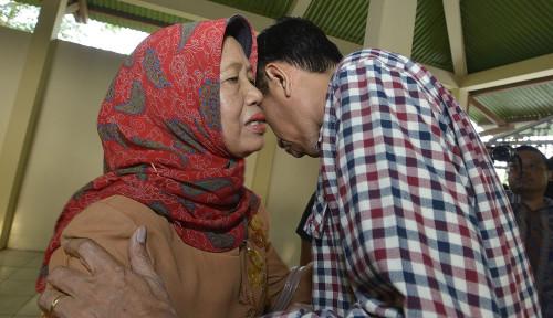 Foto Muhammadiyah Doakan Ibunda Jokowi Husnul Khotimah