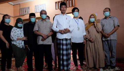 Foto Meski Dilarang Ngelayat, Anak Buah Jokowi Ngotot Ingin Terbang ke Solo