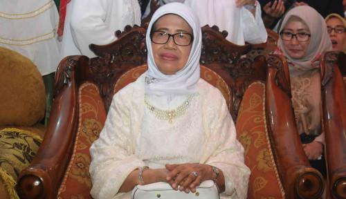 Foto Kisah Ibunda Jokowi: Sering Menyamar Jadi Warga Biasa