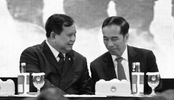 Prabowo ke Jokowi: Turut Bela Sungkawa Sedalam-dalamnya - Warta Ekonomi