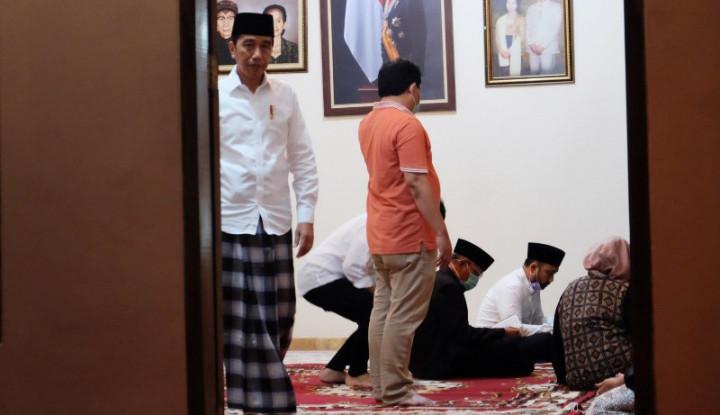 Presiden Minta Rakyat Tak Melayat ke Solo, Mahfud MD Sampaikan... - Warta Ekonomi