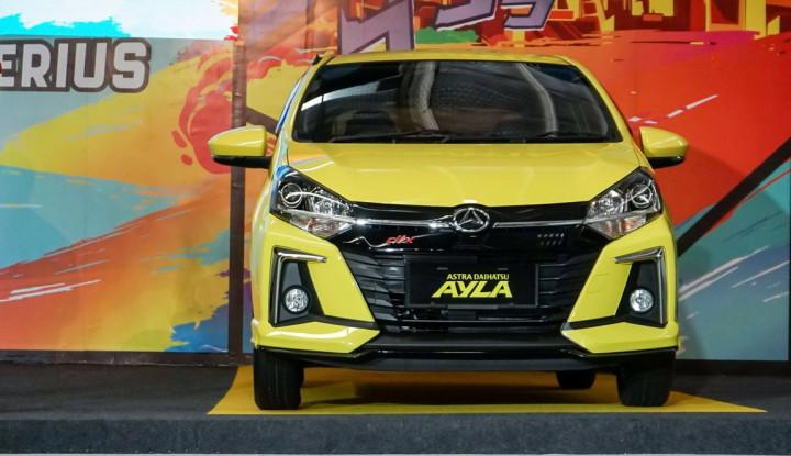 Daihatsu Luncurkan New Ayla dan New Sirion, Desainnya Stylish & No Worries - Warta Ekonomi
