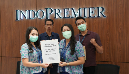 Melesat! Jumlah Investor Indo Premier Mencapai 600 Ribu Pada Kuartal I 2021