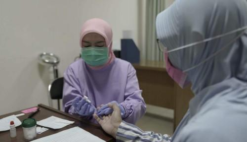 Foto Ya Allah, Tenaga Medis di Jakarta Positif Corona ada yang Lagi Hamil