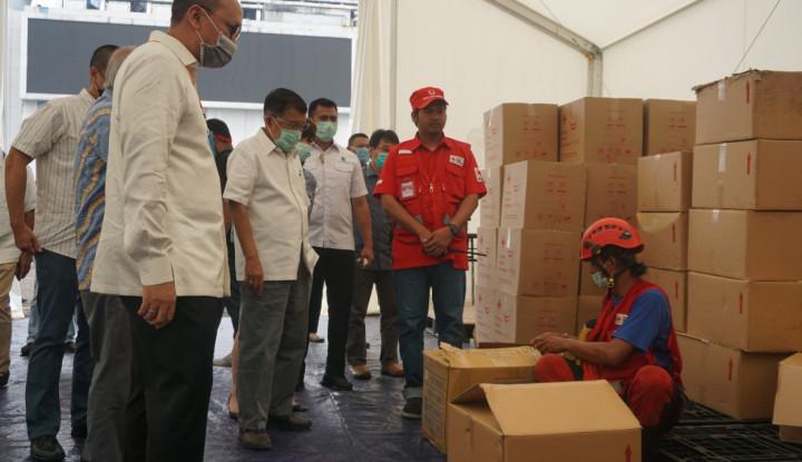 Dunia Usaha Mulai Salurkan Bantuan Corona Lewat PMI - Warta Ekonomi