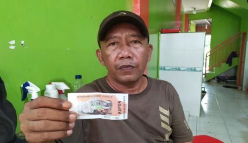 Foto Perlu Dicontoh! Warteg di Kota Depok Ini Gratiskan Makanan di Tengah Pandemi
