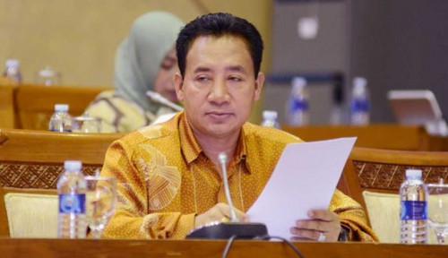 Foto Innalillahi, Anggota DPR RI Imam Suroso yang PDP Corona Meninggal Dunia