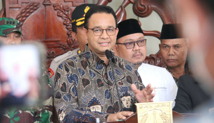 Anies Minta Data WNA China yang Masuk Jakarta ke Imigrasi, Tapi...
