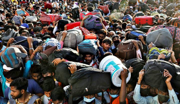 4 Penyebab Lockdown di India Gagal