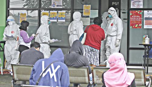 Foto Update Corona 5 April: 9.712 Orang Sudah Ikuti . . . .