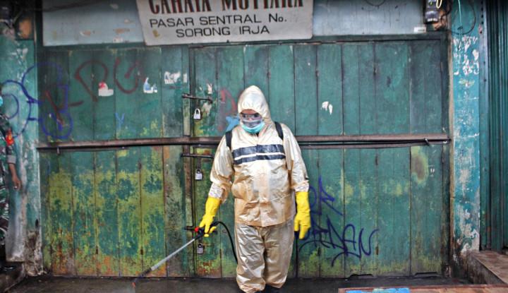 Update Corona di Papua 7: Ada 31 Kasus Positif, Meninggal Sebanyak...