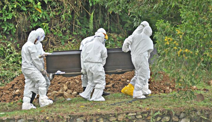 Semarang Gunakan Lahan Pemakaman Khusus, Sudah 2 Jenazah Pasien Corona Dikuburkan