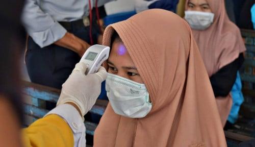 Foto 3 Provinsi Paling Rentan Terhadap Virus Corona, Ada DKI Jakarta