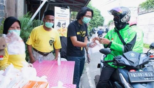 Foto Pendapatan Warung Menurun 50%, Wahyoo Ajak Masyarakat Berdonasi