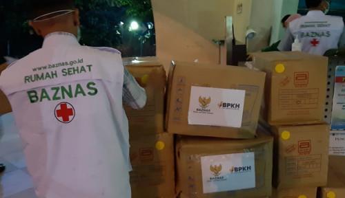 APD Terus Mengalir, Baznas Salurkan Bantuan BPKH ke RS Haji dan RS UIN