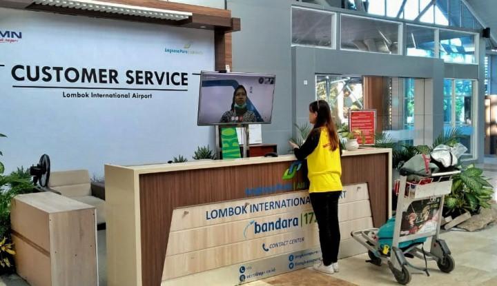 Bandara I Gusti Ngurah Rai Sediakan Layanan Rapid Test