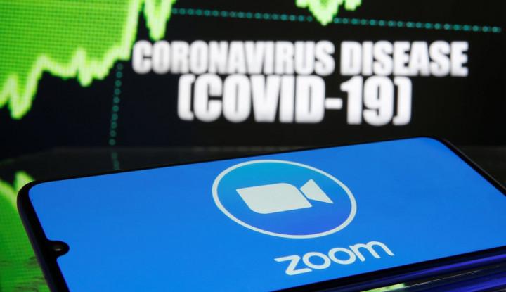 Kacau! Software yang Dipakai Buat Curi Data Pengguna Zoom Dijual Online Seharga Rp7,8 M