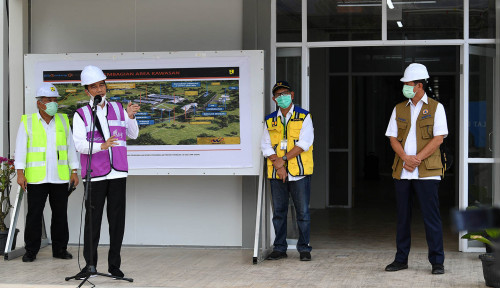 Foto Fadli Zon Kritik Jokowi: Kasus Corona di Jawa, Bikin RS Darurat di Batam