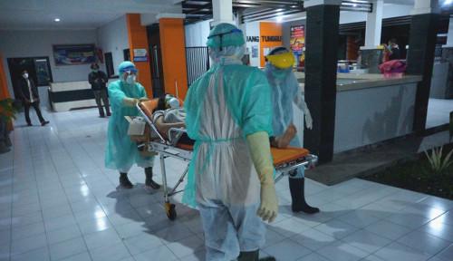 Foto Sedih, 2 Tenaga Medis DKI Jakarta Sedang Hamil Positif Corona