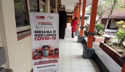 Ditemukan 25 Kasus Corona, Bantuan APD hingga Disinfektan Meluncur ke Bali