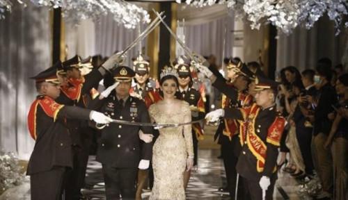 Foto Negara Lagi Lawan Corona, Eh Kapolsek Kembangan Gelar Pesta Pernikahan, Langsung Dicopot Kapolda