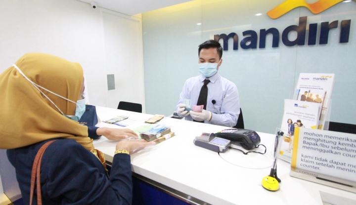 Bank Mandiri Libatkan 16 Ribu Agen Salurkan Bansos Pkh